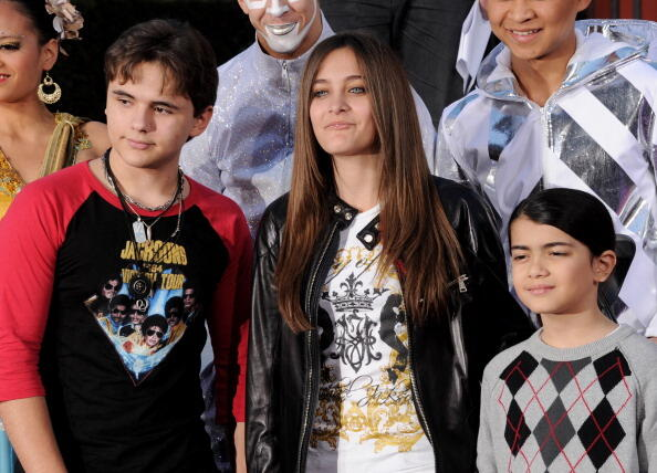 Michael Jackson's Kids Are Getting So Big (VIDEO) | Christie James | iHeart80s @ 103.7