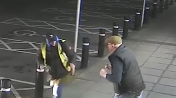 image for Watch as 77-Year Old Man Fights Off ATM Mugger