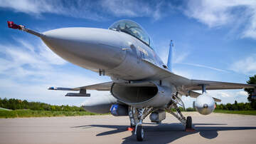 image for This F-16 Jet Can Fly By Remote Control