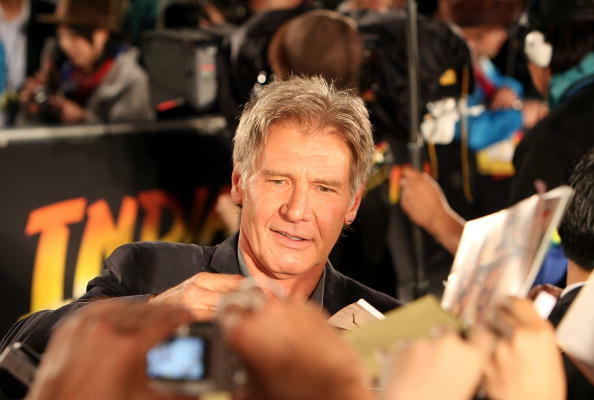 Harrison Ford Leaks Details about 'Indiana Jones' Movie | Christie James | iHeart80s @ 103.7