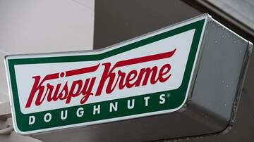 image for Krispy Kreme Now Has Butterfinger Doughnuts With Candy Pieces!