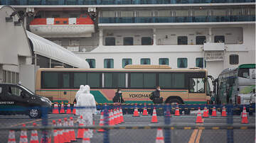 image for Two Passengers On Diamond Princess Cruise Ship Die From Coronavirus