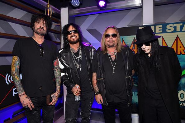 Nikki Sixx Says Why Mötley Crüe Came Out Of 'Retirement' | Martha Quinn | iHeart80s @ 103.7