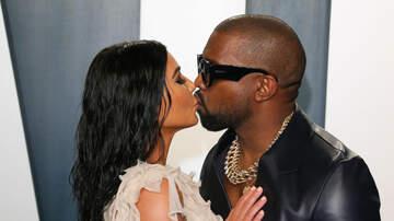 image for Kanye Left Kim!