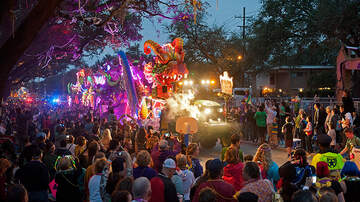 image for Woman Dies After Being Hit By Float At Krewe Of Nyx Parade in New Orleans