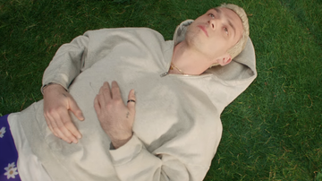 image for Lauv Is A Sad Flower Child In Picturesque 'Modern Loneliness' Video