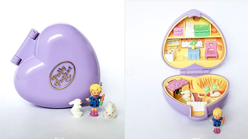 image for Your Vintage Polly Pocket Toys Might Be Worth Thousands Now