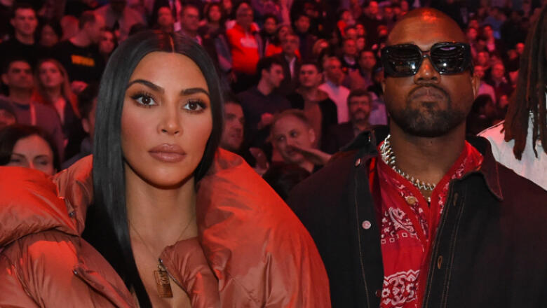 Kanye West Legit Left Kim Kardashian In An Elevator To Carry All Their Bags & Twitter Has Some Thoughts | iHeartRadio