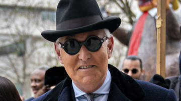 image for Federal Judge Sentences Roger Stone To 40 Months In Jail