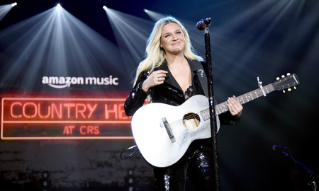 image for Kelsea Ballerini Debuts New Drinking Song From Upcoming Self-Titled Album