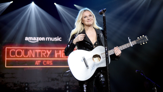 Kelsea Ballerini Debuts New Drinking Song From Upcoming Self-Titled Album