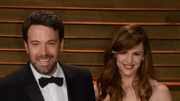 image for Ben Affleck Chokes Up Talking About Jennifer Garner Divorce