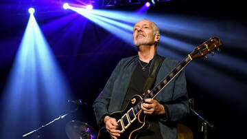 image for Peter Frampton Readies 'Do You Feel Like I Do?' Memoir