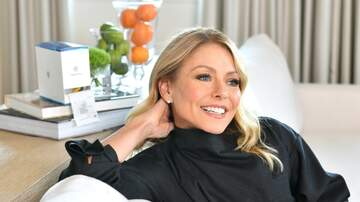 image for Kelly Ripa Shares Why She Stopped Drinking...