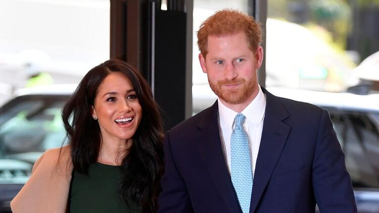 Prince Harry, Meghan Markle Reveal Date of Their Royal Exit.   The Morning Breeze   98.1 The Breeze