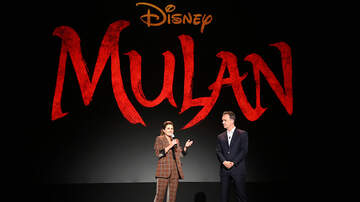 image for MULAN Is Disney's First Live-Action Remake to Get a PG-13 Rating