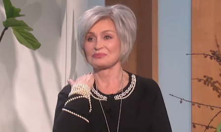 image for Sharon Osbourne Reveals Ozzy's Reaction To Her Dramatic Hair Transformation