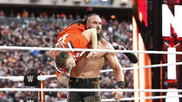 image for LOCAL KID GETS HIS WISH!  HE'S GOING TO WRESTLEMANIA!!