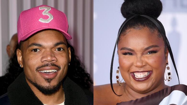 This Throwback Video Of Lizzo Interviewing Chance The Rapper Pre-Fame Will Give You All The Feels | iHeartRadio