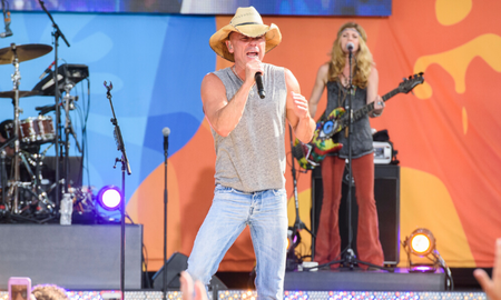image for Kenny Chesney Reminds Us To Live In The Present In New Song, 'Here And Now'