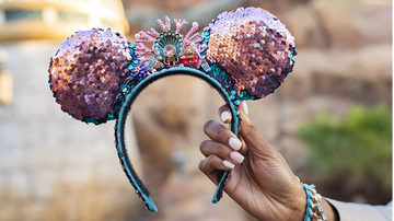 image for Betsey Johnson And Disney Release Sparkly Little Mermaid-Inspired Ears