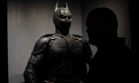 "image for Ben Affleck Left ""Batman"" Because Of His Drinking"