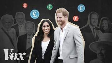 image for How the British royal family makes money