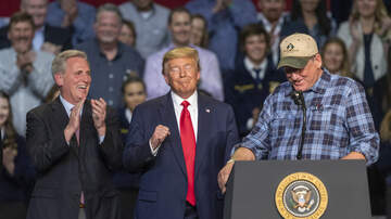 image for Congressman Tom McClintock Recaps the Trump Signing Ceremony in Bakersfield