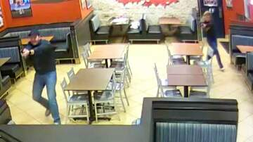 image for Cop Couple Out to Eat Stop Man from Robbing Restaurant