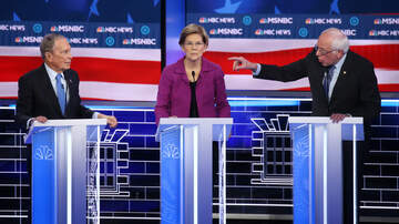 image for Democrats Turn On Bloomberg In Nevada Debate