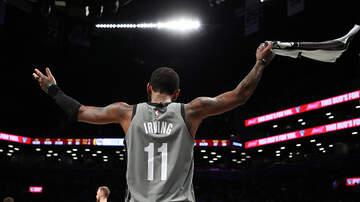 image for Nets' Irving To Undergo Season-Ending Shoulder Surgery