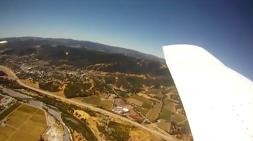 image for When A Camcorder Falls Out Of A Plane, You Don't Expect This Ending