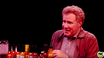image for Will Ferrell Deeply Regrets Eating Spicy Wings