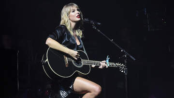 image for Taylor Swift Delivers Acoustic Performance Of 'The Man' Live From Paris