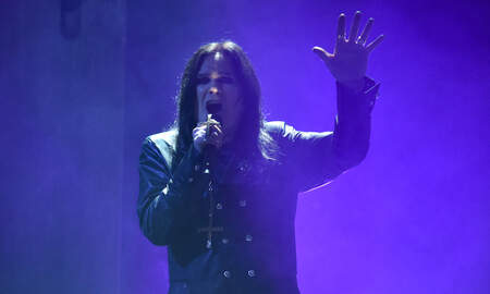 image for Ozzy Osbourne Returns With First New Album In 10 Years, 'Ordinary Man'