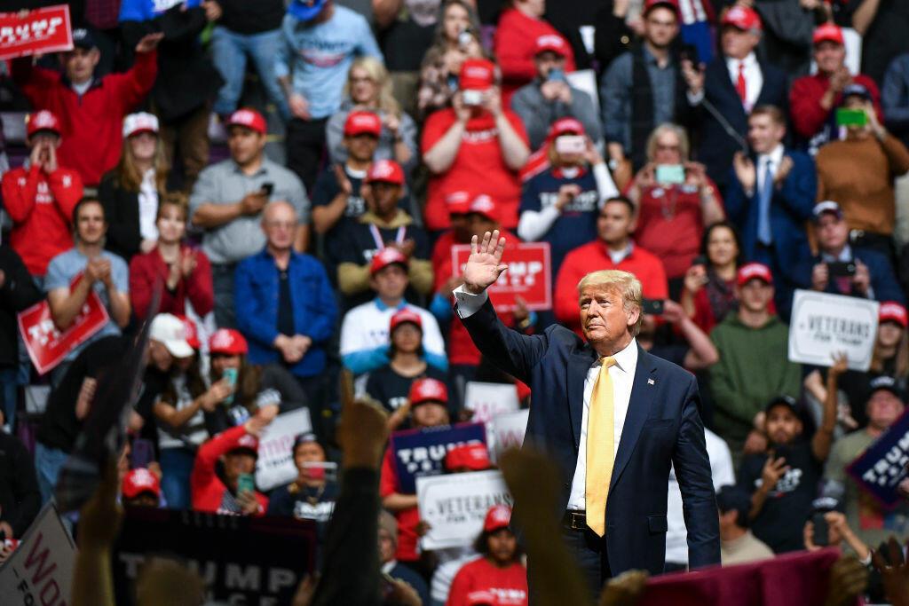 Trump Winds Up Western Tour With Las Vegas Rally | The Joe Pags Show | News Radio 105.5 WERC