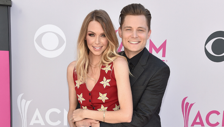Frankie Ballard And Wife Christina Welcome Daughter, Pepper Lynn