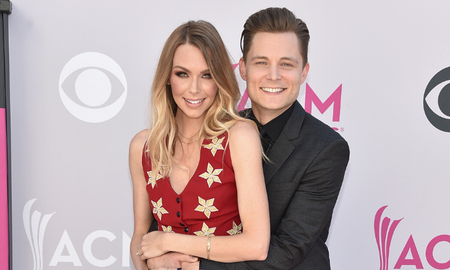 image for Frankie Ballard And Wife Christina Welcome Daughter, Pepper Lynn