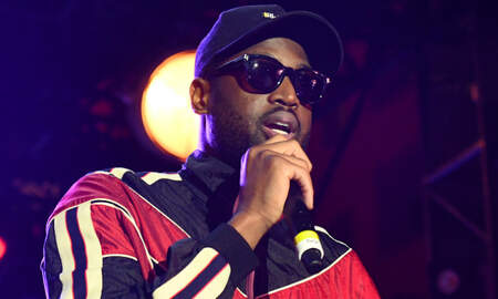 image for Dwyane Wade Makes Rap Debut On Rick Ross' New Single 'Season Ticket Holder'