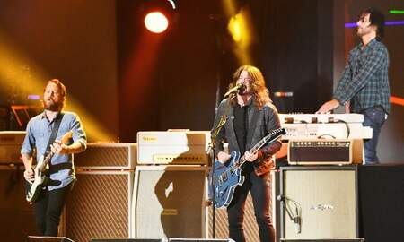 image for Foo Fighters Tease DC Jam 2 Years After Successful CalJam Festival