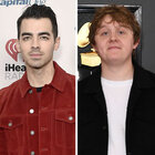 Joe Jonas & Lewis Capaldi Have a Lederhosen Outing in Berlin: See the Photo