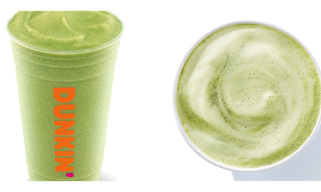 image for Dunkin' Just Added Matcha Lattes To Their Menu Nationwide