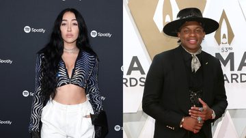 image for Jimmie Allen Teams Up With Noah Cyrus For New Duet, 'This Is Us'