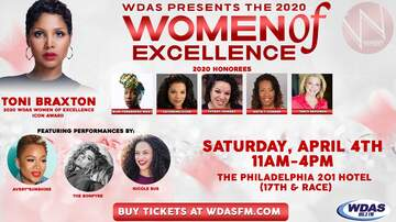 image for 2020 Women of Excellence Performers