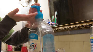 image for Florida Teacher Washes Student's Mouth Out With Hand Sanitizer