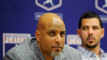 image for MLBPA Executive Director Tony Clark Sounds Off on Astros Situation