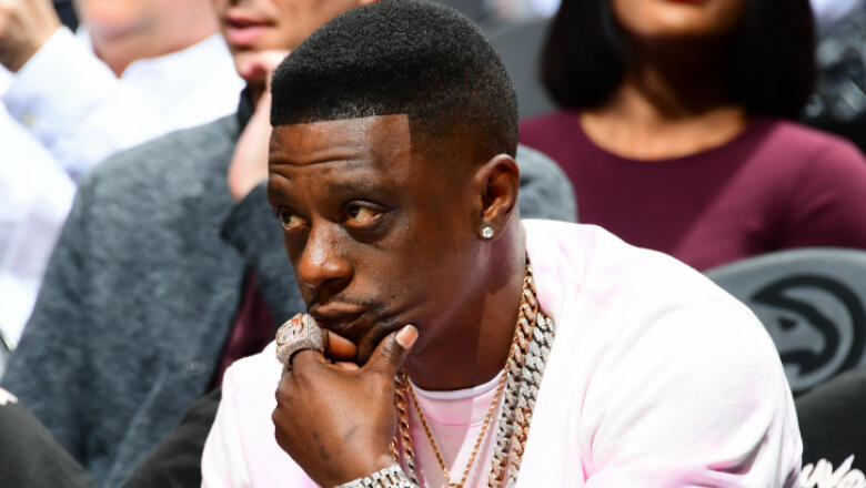 Boosie Claims Gym Denied Him Access Over His Comments About D-Wade's Child