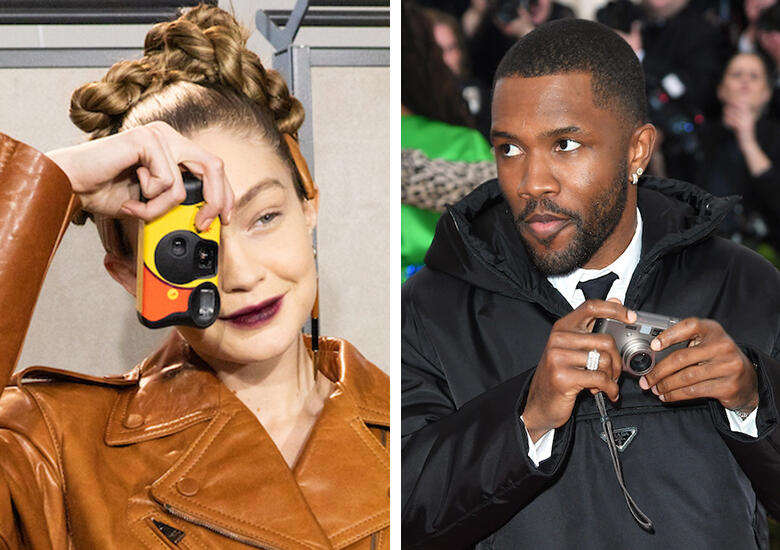 10 Celebrities With a Passion For Shooting on Film | Johnjay and Rich