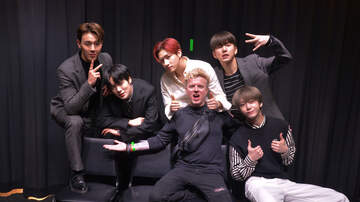 image for Monsta X Meets Fans At The Roxy In Los Angeles!