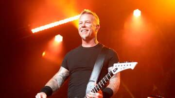 image for James Hetfield Makes Post Rehab Return At Eddie Money Tribute (WATCH)